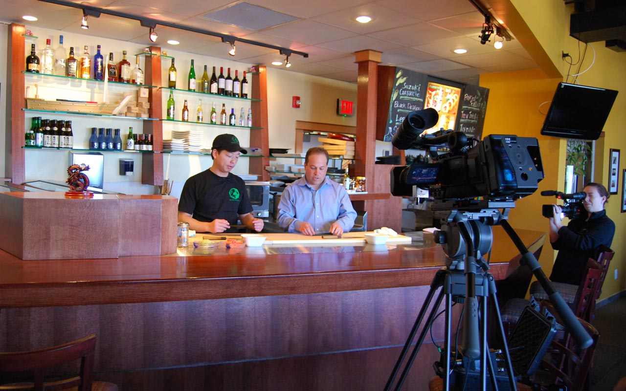 Bistro Dragon on Elk Grove TV