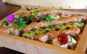 Catering Sushi Tray