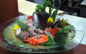 Private Party Sashimi Centerpiece
